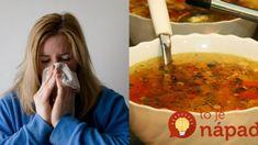 Polievky liečivky: Tieto recepty vám pomôžu pri nachladnutí a chrípke! Salsa, Ethnic Recipes, Food, Salsa Music, Restaurant Salsa, Hoods, Meals, Dip