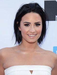 Pinterest: @sapphireanime // Demi Lovato #demilovato