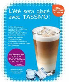Tassimo ICE capsules gratuites