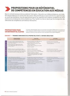 Grille d 39 analyse de s ance p dagogie and co pinterest - Grille des competences professionnelles ...