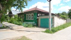 This is a characteristic home in Vyksa Russia.