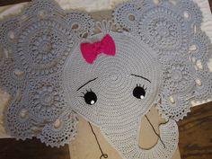 Josephina Elephant Rug By Ira Rott Designs