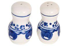 Salt & Pepper Shakers, Carmen