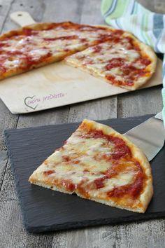 Healthy Pizza, Vegan Pizza, Pizza Rustica, Pizza House, Pizza Party, World Recipes, Pizza Recipes, Love Food, Food Porn