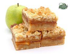 La Cuisine de Bernard : Gâteau crumble pomme caramel
