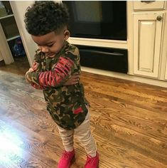 Trendy baby boy haircut cute Ideas - Kids & Baby - - Men's style Little Boy Outfits, Little Boy Fashion, Baby Boy Fashion, Baby Boy Outfits, Kids Outfits, Kids Fashion, Baby Boys, Baby Boy Swag, Kid Swag