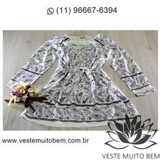 Sem medo de ser feliz  Vestido de Viscose Estampado R$ 8000 #vestemuitobem #moda #modafeminina #modaparameninas #estilo #roupas #lookdodia #like4like #roupasfemininas #tendência #beleza #bonita #gata #linda #elegant #elegance