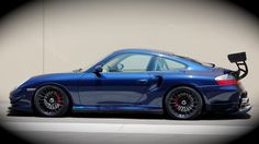 2008 Porsche/RS-Caldera 9f1 Turbo with active suspension
