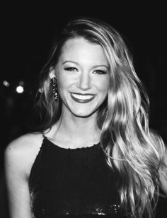 """""""If you ever want something badly, let it go. If it comes back to you, then it's yours forever. If it doesn't, then it was never yours to begin with."""" Blake Lively  I love her"""