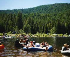 Trillium Lake, Mount Hood, Oregon.