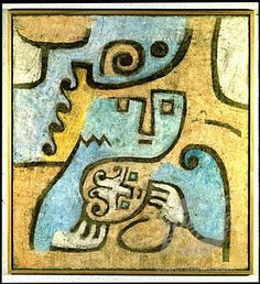 KLEE......................................Klee - abstract (4)