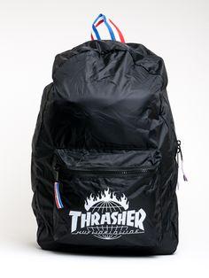 half off ecb20 04246 Scopri le Zaini e Zainetti Thrasher Tds Packable Backpack Huf X Thrasher.  Approfitta delle migliori