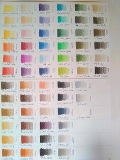 color studio pencils