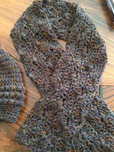 *NEW* Women's SLOUCHY Crochet~Hat