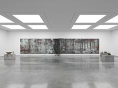 anselm kiefer at white cube bermonsey - so bummed i missed this.