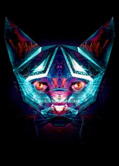 Cat by ItsAnemic on DeviantArt