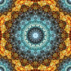 Mandala One Hundred Thirty Four | Stephen Darling/criPSy duck
