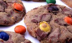 Cookie com confetes de chocolate - MdeMulher - Editora Abril