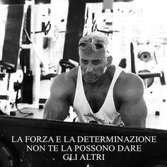Roberto Eusebio, Personal Trainer a Milano, Preparatore Fisico, Campione di Fitness: La Forza e la Determinazione non te la possono dare gli altri - Roberto Eusebio