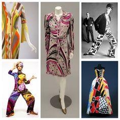 #poramaisb - Homenagem a Emilio Pucci, o 'The Prince of Prints' nos 24 anos de sua morte: o trabalho e a arte do italiano, suas estampas e criações 'free-moving', o vestido com movimento + looks do verão 2017 da grife