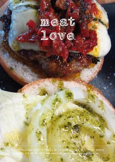 meat love | hamburguesas gourmet: ¡irresistibles!