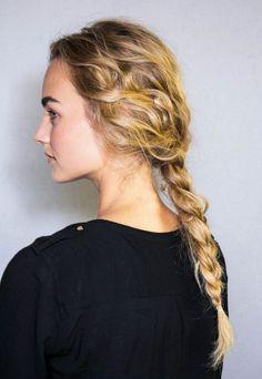 romantic-braid
