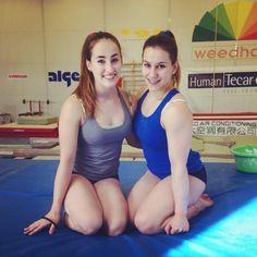 Carlotta Ferlito & Erika Fasana Team Italia