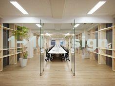 1→10design 办公空间室内设计 | 60designwebpick