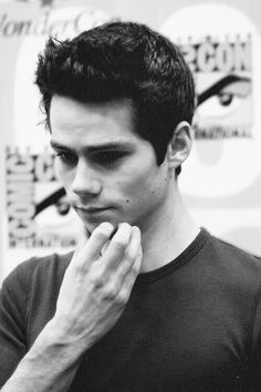 Dylan O'Brien..i would like him for Christmas, please