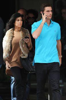 Pregnant Kourtney Kardashian Doesn't Deserve Scott Disick's Insults