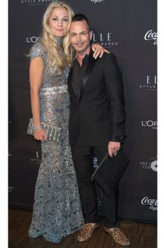 Den sorte løber - Anne Langkilde og Nikolaj Lie Kaas | Elle Style ...