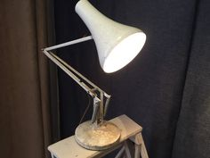 Anglepoise Lamp by Woodbies on Etsy