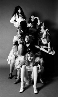 Producer Frank Zappa was so drawn to the groupies that he formed a band with seven of them called The GTOs, led by Miss Pamela, aka Pamela Des Barres.