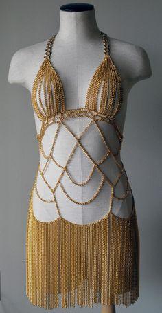 beautiful jewelry burlesque showgirl dress.   fairytales unlimited/ebay