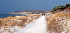 Winterspaziergang von Robert Ott