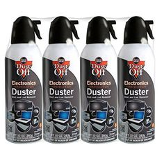 Dust-Off Compressed Gas Duster, Pack of 4 Dust-Off https://www.amazon.com/dp/B00DZYEXPQ/ref=cm_sw_r_pi_dp_x_GXp0xbTT4WS15