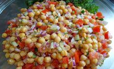 Chickpea Salad | Kosher Recipes