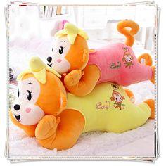 $29.86 (Buy here: https://alitems.com/g/1e8d114494ebda23ff8b16525dc3e8/?i=5&ulp=https%3A%2F%2Fwww.aliexpress.com%2Fitem%2FMonkey-plush-pokemon-sponge-bob-kids-toys-big-animals-minion-toys-for-girls-valentine-day-christmas%2F32510154434.html ) Monkey plush pokemon sponge bob kids toys big animals minion toys  for girls cushion pillow plush doll cartoon graduation gift for just $29.86