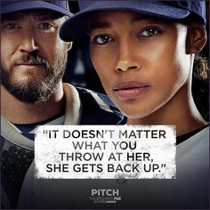 Ginny Baker is a total gamer. #Pitch @att #ad