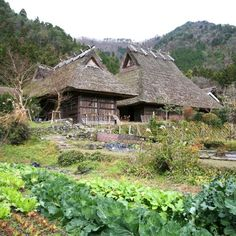 Minka , Japan