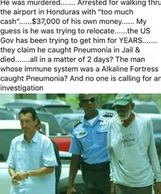 DR SEBI???? yea that sounds about like what the govt would do to him-SMH!!!!!