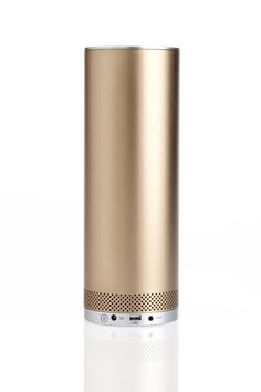 Bronze Portable Speaker Pillar (wedding registry ideas, gift ideas, couple gifts, engagement gifts, wedding gifts, home gifts)
