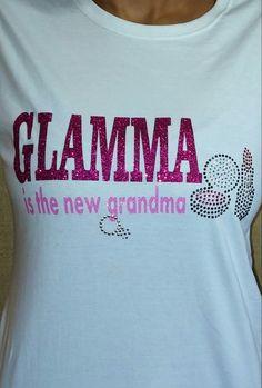 Glamma is the new grandma