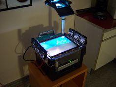 DIY Beamer 6000 ANSI-LUMEN 1024X768 2 Lampen (#overhead_projector) --  http://beamer-selbstbau.de/forum/ + http://diy-community.de