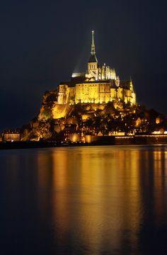 Mont Saint Michel ~ Normandy