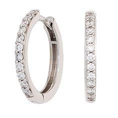 Damen-Creole 22 Diamant-Brillanten 14 Karat (585) Weißgold 0.33 ct. Dreambase http://www.amazon.de/dp/B00N5C5ANM/ref=cm_sw_r_pi_dp_-Cbfub11BNTKN