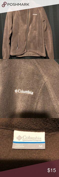 Columbia Jacket Excellent shape Columbia Jacket size medium Columbia Tops Sweatshirts & Hoodies