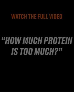 We recently had the pleasure of sitting down with Dr. Antonio on the NSU campus to ask him a few questions we get constantly regarding protein intake, building muscle, getting lean, and using resistance bands versus free weights. In this first of three blogs with Dr. Antonio, he answers a question that's squarely in his research wheelhouse… How Much Protein Is Too Much? Click through for the full video! Build Muscle, Muscle Building, Free Weights, Get Lean, Protein Diets, Resistance Bands, Blog, Bodybuilder, High Protein Diets