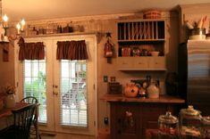 Primitive/Country Kitchen