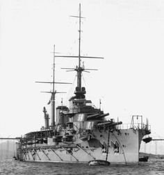 Provence was a battleship of the French Navy built in the 1910s, named in honor of the French region of Provence. She was a member of the Bretagne class, alongside her twosister ships, Bretagne and Lorraine. Provence was laid down in May 1912 at the Arsenal de Lorient, launched in April 1913, and commissioned into the fleet in March 1916.
